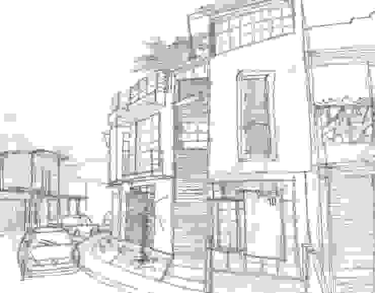 Boceto Inicial de Lobato Arquitectura