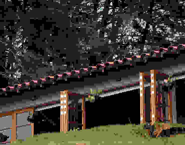 Casa G2 de BASSICO ARQUITECTOS Rural Concreto reforzado