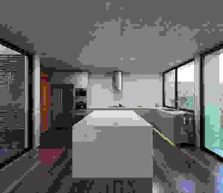Cocina Cocinas modernas de Studio de Arquitectura y Ciudad Moderno