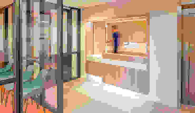 Zorgplein Heer Maastricht Moderne gezondheidscentra van gorissendeponti ontwerpers + makers Modern
