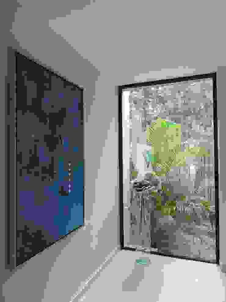 VILLAS YAXXIK, ALDEA ZAMÁ Jardines tropicales de Vau Studio Tropical