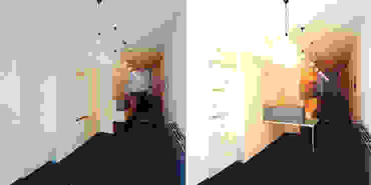 UItgeverij Week IN Week UIT Modern offices & stores by gorissendeponti ontwerpers + makers Modern