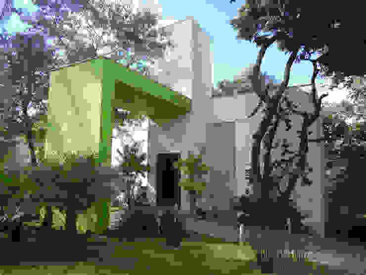 Casas de estilo  por Alexandre Senra Arquitetos Associados , Moderno