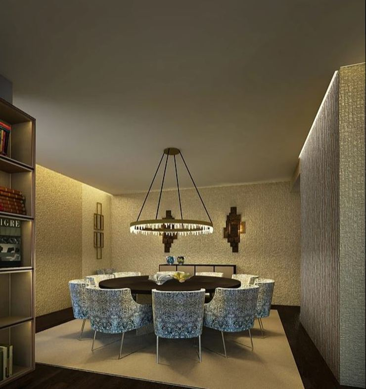 FEMMA Interior Design Modern dining room