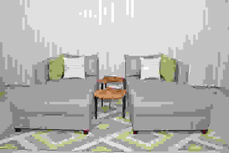 CASA DEL ARBOL Dormitorios modernos de Vau Studio Moderno