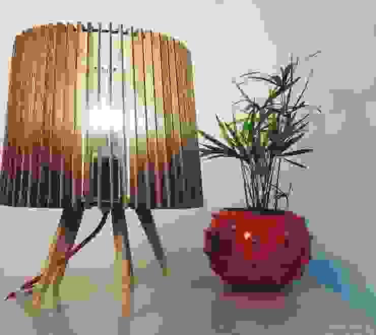 scandinavian  by Angelo Luz + Diseño, Scandinavian Wood Wood effect