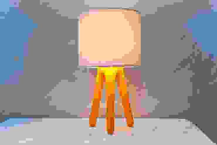 Angelo Luz + Diseño BedroomLighting Plastik Yellow