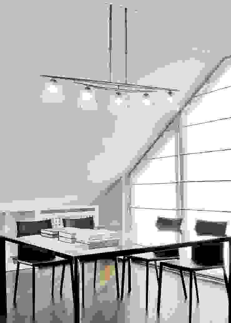 modern  door Angelo Luz + Diseño, Modern