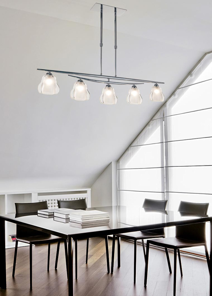 Angelo Luz + Diseño: modern tarz , Modern
