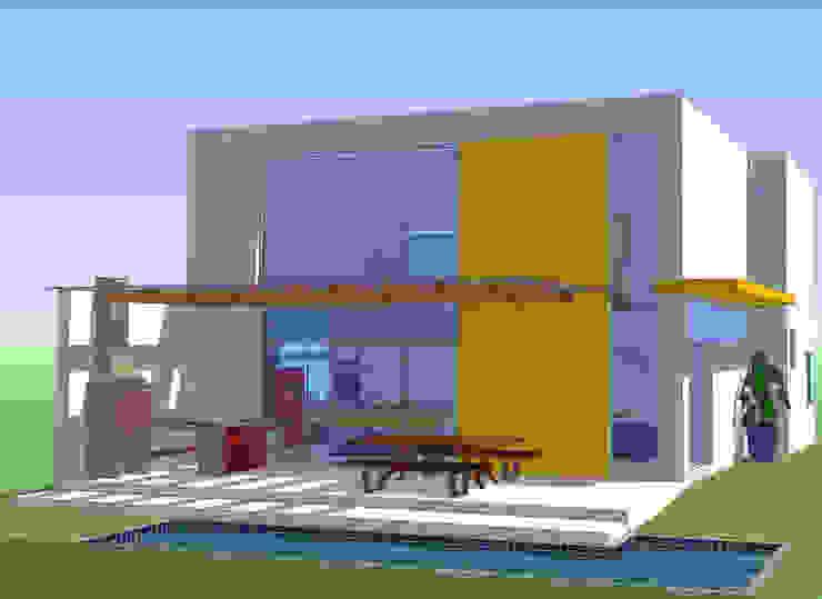 de Gabriela Brandão . Arquitetura Moderno