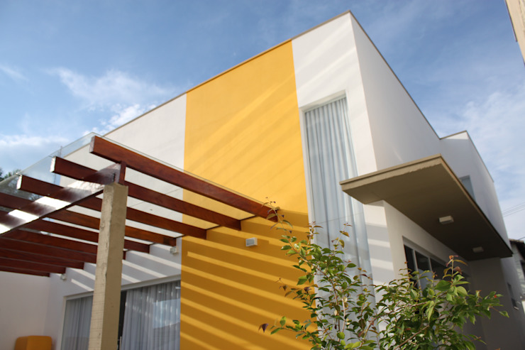 Casas de estilo  por Gabriela Brandão . Arquitetura , Moderno