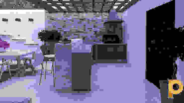 Moderner Garten von homify Modern Granit