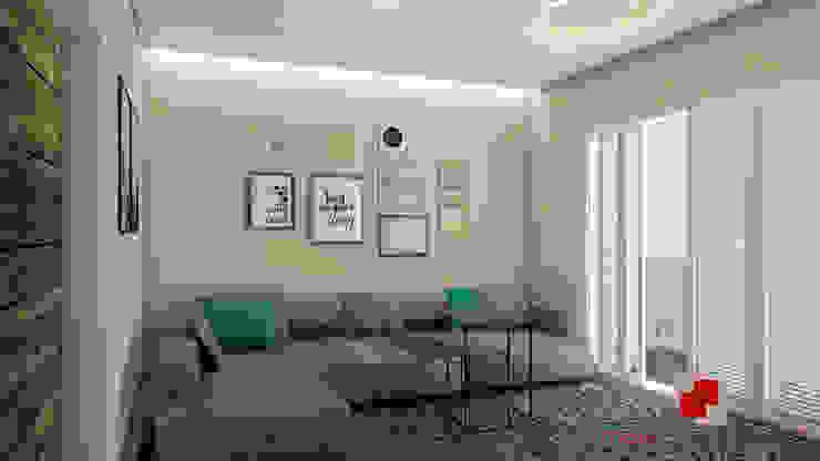 casa BG Salas de estar clássicas por Mais Arquitetura 34 Clássico