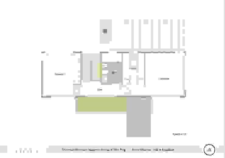 Paico Scandinavian style bedroom