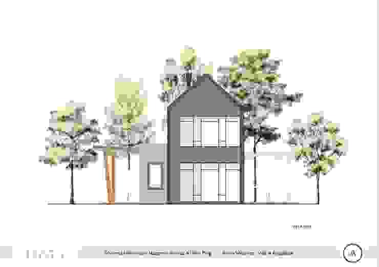 Paico Scandinavian style houses