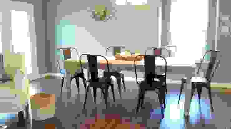 Home Staging San Antonio Tx Leon Valley: Comedor Comedores rurales de Noelia Ünik Designs Rural