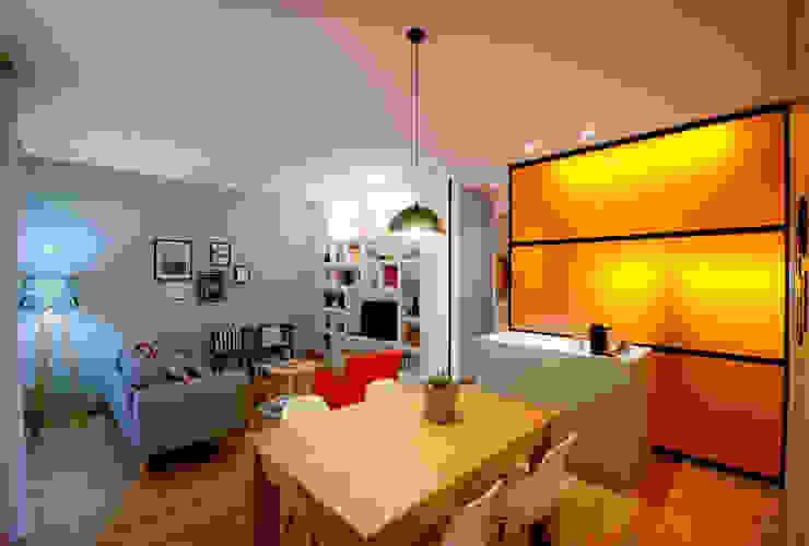 Salas de jantar modernas por Next Urban Solutions Moderno