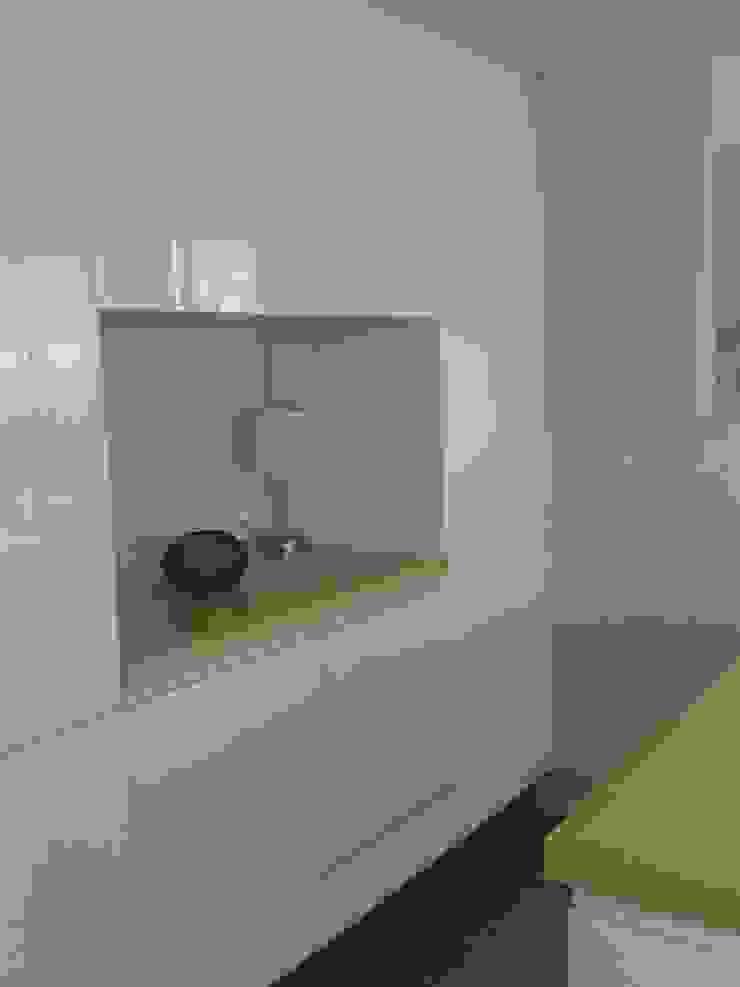 Interior, cocina Cocinas minimalistas de Vila Suárez Minimalista