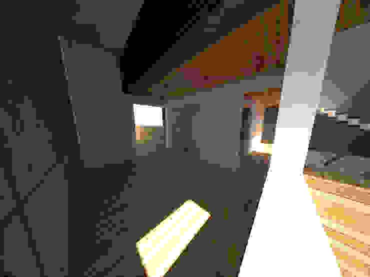 Casa Jara-Andrade, Iquique… Tramas, vacío y luz. Dormitorios de estilo moderno de Toledo estudio Arquitectos Moderno