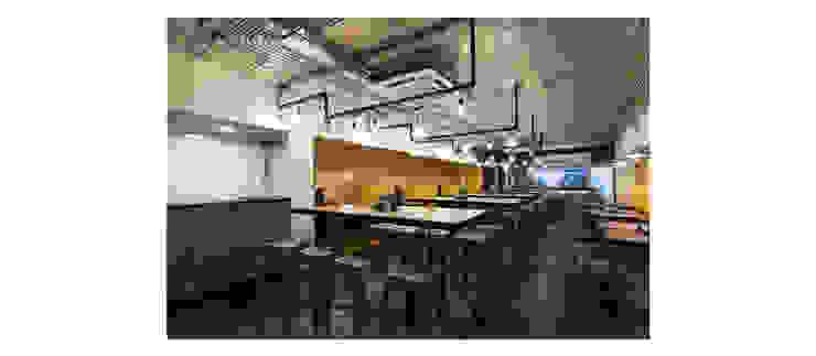 Interior de ESPACIO 6280 Moderno Concreto