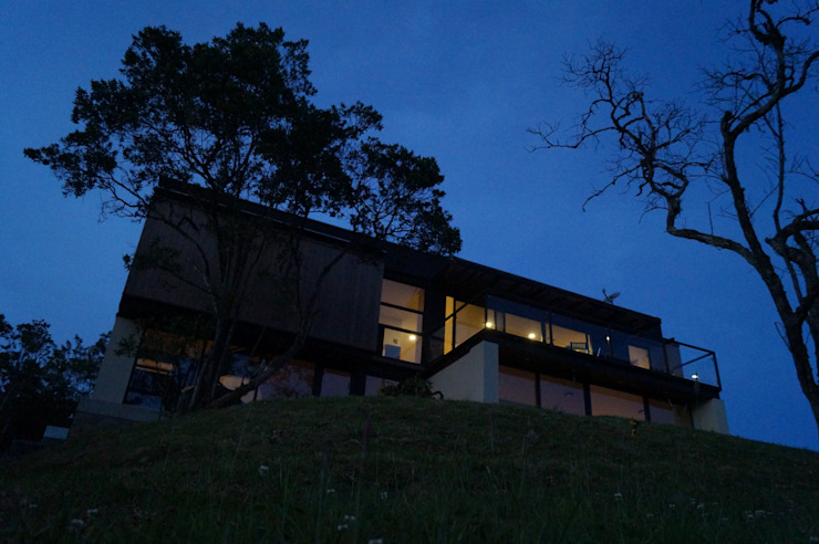 P249_CGD14 Casas modernas de Más Lados Arquitectura Moderno