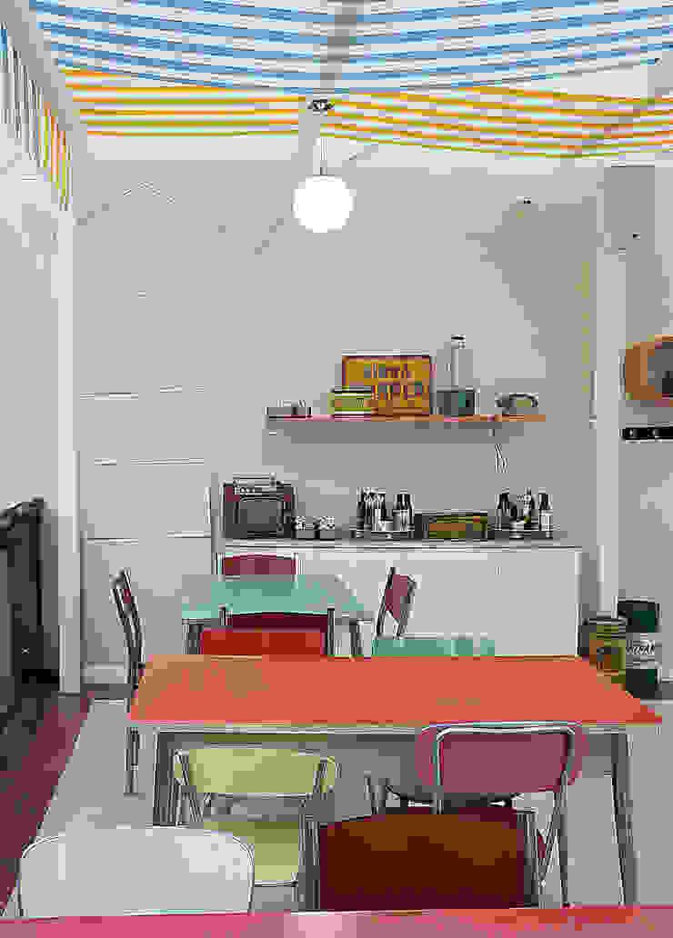 CHIARA MARCHIONNI ARCHITECT Ausgefallene Bars & Clubs