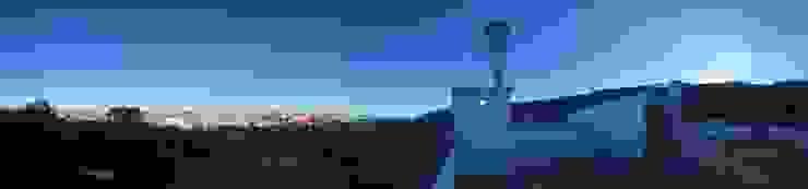 Terraza Balcones y terrazas de estilo moderno de FARIAS SAS ARQUITECTOS Moderno