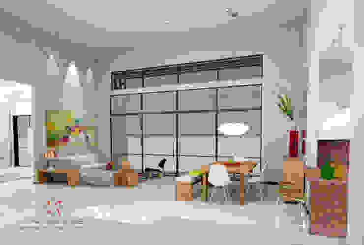 โดย Omar Interior Designer Empresa de Diseño Interior, remodelacion, Cocinas integrales, Decoración