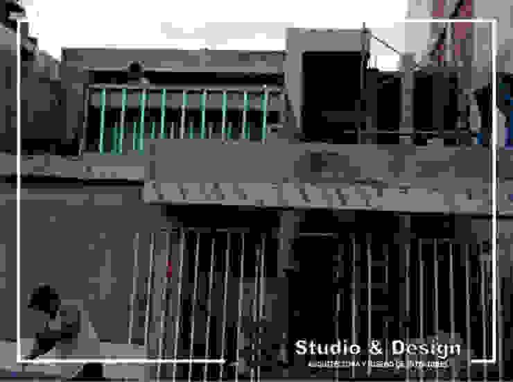 Casa Victoria de STUDIO&DESIGN
