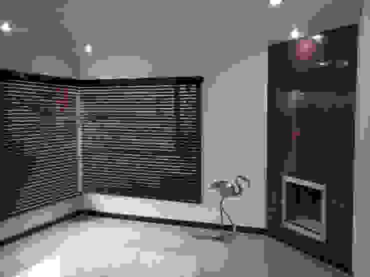 sala moderna de Omar Interior Designer Empresa de Diseño Interior, remodelacion, Cocinas integrales, Decoración
