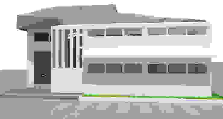 SALA DE USOS MÚLTIPLES (AUDITORIO) Salas multimedia modernas de GRUPO KAIZEMCAMP SA DE CV Moderno
