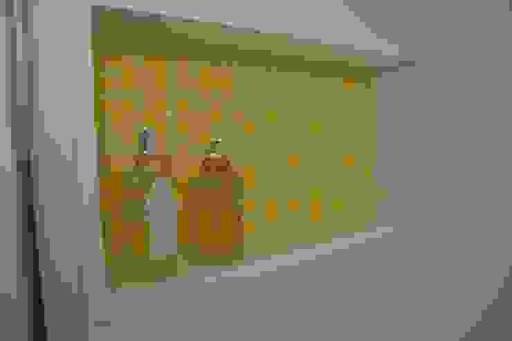 Reforma apartamento J L Banheiros modernos por arquitetura.ac Moderno