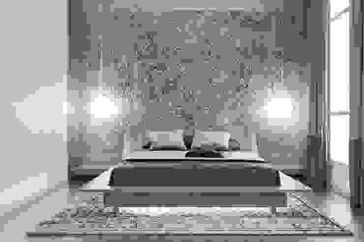Dormitorios de estilo moderno de ElenKova architecture Moderno Madera Acabado en madera