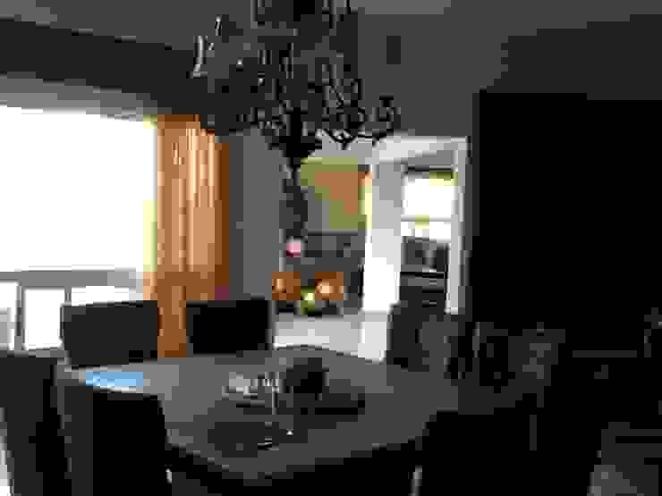 MONACO GRUPO INMOBILIARIO Modern Dining Room