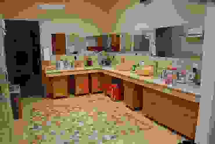 Baño de Stann Designs S.A de C.V. Moderno