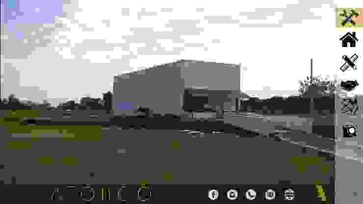 PORTAFOLIO Casas modernas de MONACO GRUPO INMOBILIARIO Moderno