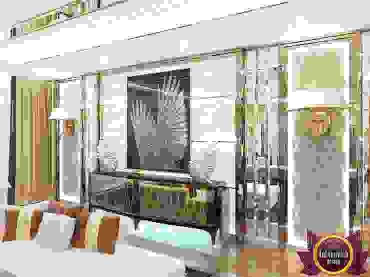 Salas modernas de Luxury Antonovich Design Moderno