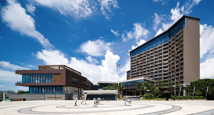 Shishi Gold Coast Project, Shishi, China by Aedas by Architecture by Aedas