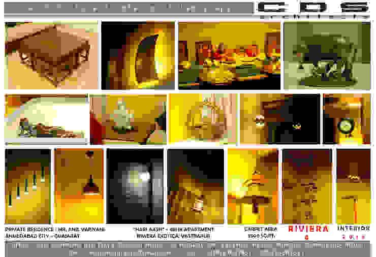 HARI AAS: modern  by CDS architects,Modern Copper/Bronze/Brass
