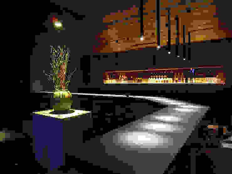 天津 德川日式料理1樓 根據 直譯空間設計有限公司 現代風