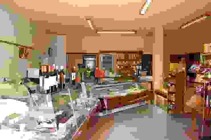 Local Gastronomía de estilo industrial de IN BIANCO Industrial