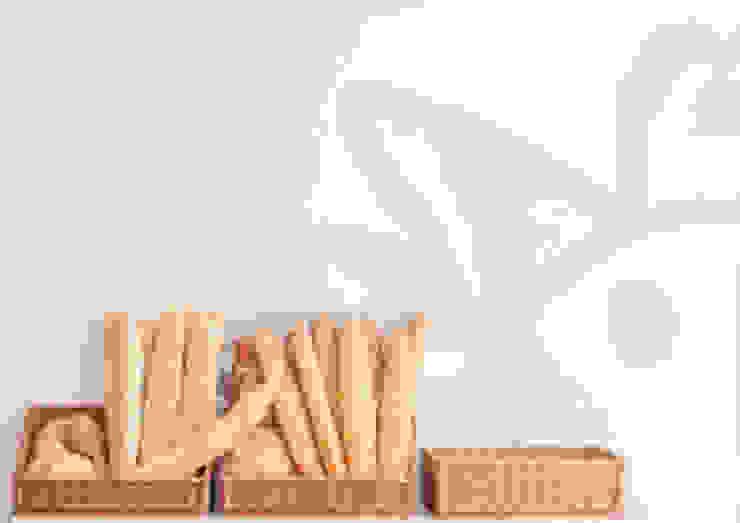 Logo de empresa Gastronomía de estilo industrial de IN BIANCO Industrial