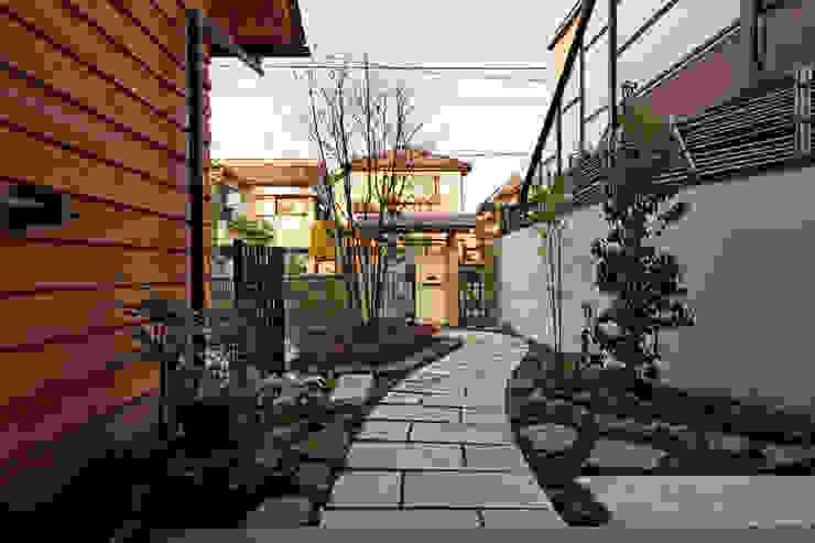 Casas de estilo  por アイプランニング,