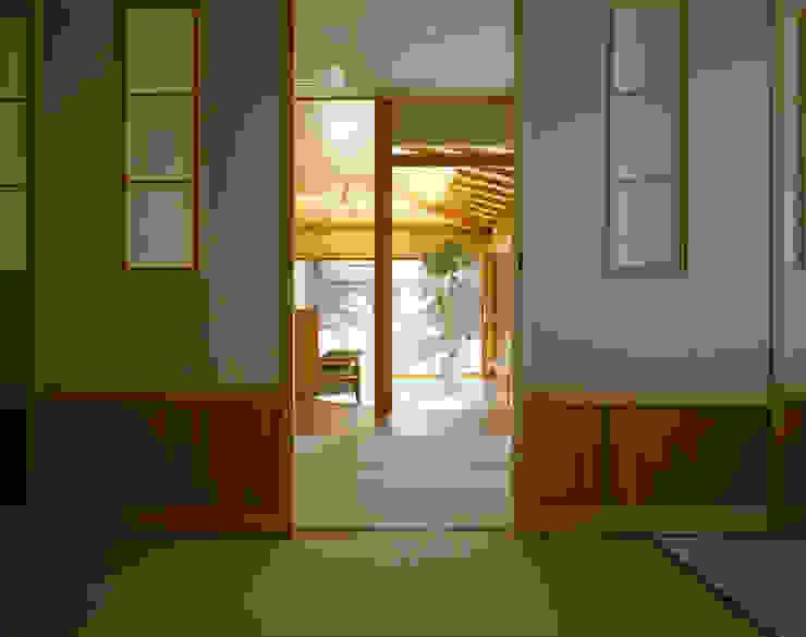 赤羽M邸 オリジナルな 家 の アイプランニング オリジナル 木 木目調