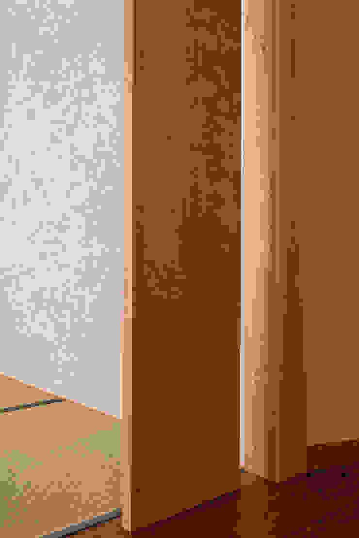 赤羽M邸-和室化粧板 オリジナルな 家 の アイプランニング オリジナル 木 木目調