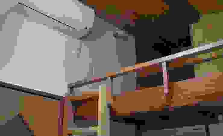 赤羽M邸-1階子供部屋 オリジナルな 家 の アイプランニング オリジナル 木 木目調