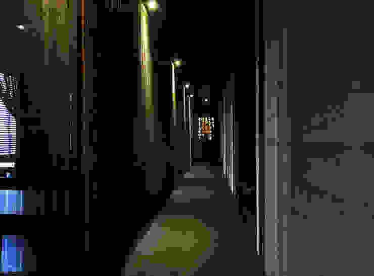 天津 德川日式料理2樓 根據 直譯空間設計有限公司 古典風