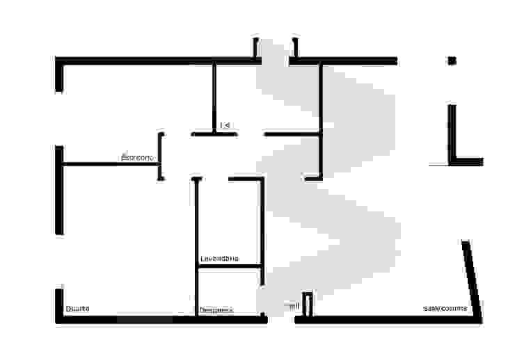 casa LP por R3Form, Lda