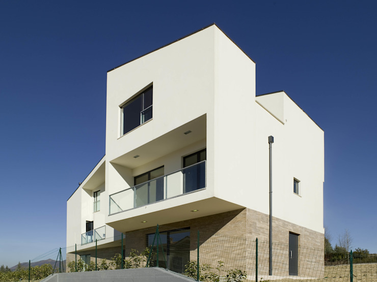 Lorenzo Rossi Architetti Rumah Modern