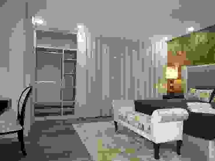 Dormitorios de estilo rústico de AS-Arquidesign Rústico